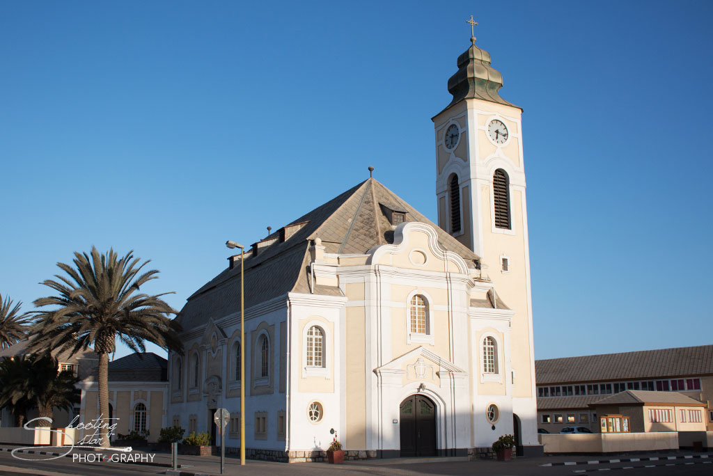 Church in Swakopmund